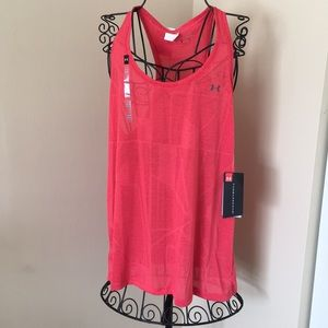 NWT Women's Under Armour Tank Top Size XL